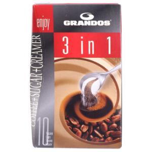 GRANDOS格兰特三合一速溶咖啡180g*7件 137.58元(合19.65元/件)