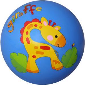 费雪(Fisher Price)儿童玩具球 宝宝小皮球拍拍球9寸(蓝色 赠送打气筒)F0516H1 *10件148元(合14.8元/件)