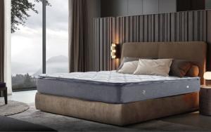 AIRLAND雅兰床垫素作黑科技旗舰六环独袋弹簧乳胶加厚垫层羊毛棉床垫24cm 2499元(需用券)