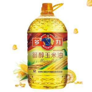 MIGHTY 多力 甾醇玉米油 5L 59.8元