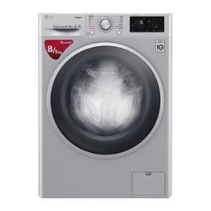 LG FLD80R2L 8kg 滚筒洗烘一体机 3699元