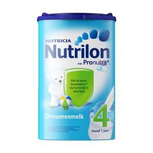 Nutrilon 诺优能 幼儿配方奶粉 4段 800g *3件