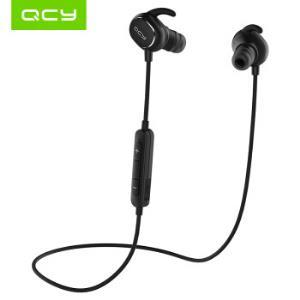 QCYQY19入耳蓝牙耳机黑色 54.9元
