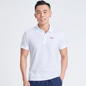 LI-NING李宁APLN399男士POLO衫    48元