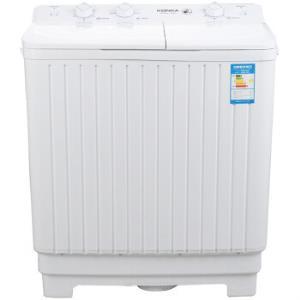 KONKA康佳XPB60-7006S6公斤半自动双缸洗衣机399元