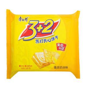 康师傅32苏打夹心饼干香浓奶油味375g*3件 30.24元(合10.08元/件)