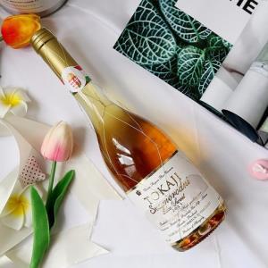 PAULCAKI保罗酒庄萨摩罗德尼贵腐甜白葡萄酒2015年750ml*2件140.8元(合70.4元/件)
