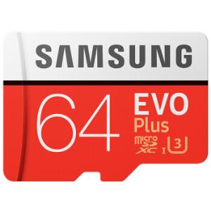 三星64GB内存卡tf卡读取100MB/sCLASS10手机内存卡64g/microSD存储卡 57.9元