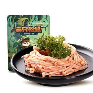 三只松鼠休闲零食特产麻辣小吃下饭菜香辣味鲜辣金针菇160g/袋*14件 140.6元(合10.04元/件)