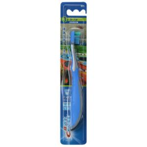 佳洁士(Crest)阶段型儿童牙刷适合5至7岁(舌苔清洁爱尔兰进口)*2件 19.5元(合9.75元/件)