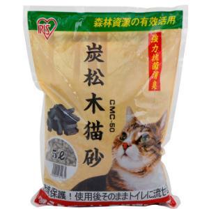 IRIS爱丽思松木猫砂5L*10件 180元(需用券,合18元/件)