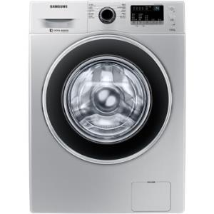 三星(SAMSUNG)9公斤全自动滚筒洗衣机智能变频WW90J3230GS/SC(XQG90-90J3230GS)(银)2499元
