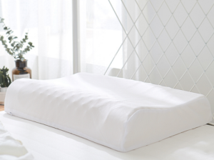 JIWU苏宁极物泰国天然乳胶枕 89元