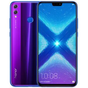 HUAWEI华为荣耀8X智能手机幻影蓝6GB64GB1299元