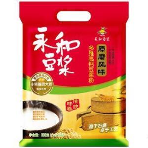 YONHO永和豆浆多维高钙豆浆粉原磨风味300g*19件 150.2元(合7.91元/件)