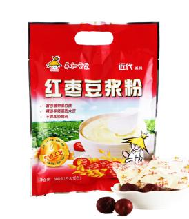 YONHO永和豆浆红枣豆浆粉300g*19件 150.2元(合7.91元/件)