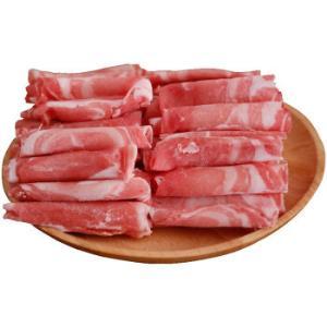 东来顺 羔羊肋排羊肉片 400g *3件79元(双重优惠)