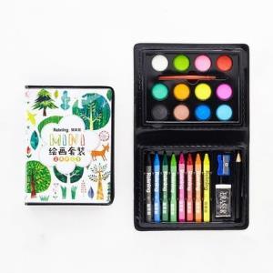 ArtKingdom美术王国HHTZ-RLY儿童绘画24件套装赠填图册调色盘9.9元(需用券)