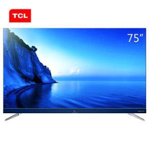 TCLA950U系列75英寸4K液晶电视 8999元