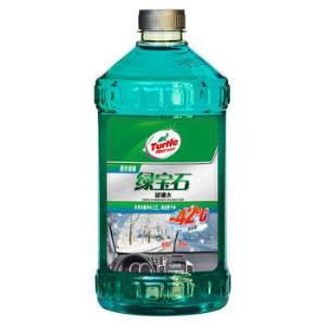 TurtleWax龟牌G-4083硬壳玻璃水-42℃2L*12件 101.6元(需用券,合8.47元/件)