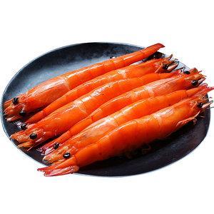 泰国进口 KingOscar 去黑脑熟冻直虾 3斤  同款京东159元/斤276元包邮