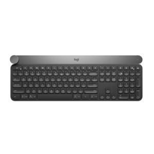 Logitech 罗技 Craft 智能无线蓝牙键盘875元包邮(双重优惠)