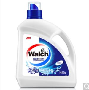 Walch威露士深层洁净洗衣液3kg35.9元
