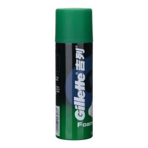 Gillette 吉列 酷爽薄荷型 剃须泡沫 *7件 109.3元(合15.61元/件)