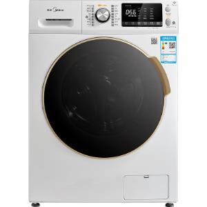 Midea美的MD100V71WDX10公斤变频洗烘一体机 2899元