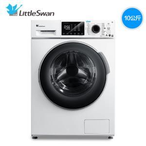 小天鹅(LittleSwan)洗衣机全自动滚筒10kg水魔方智能家电TG100VT86WMAD52799元包邮(需用券)