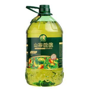 探花村山茶橄榄调和油5L 69.9元