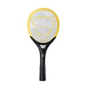 DurationPower久量1205可充电电蚊拍黄色人气爆款21.9元