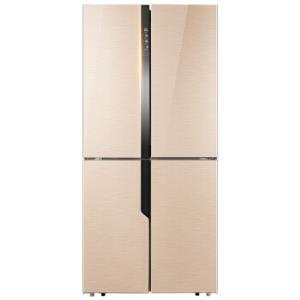 6日0点:Hisense海信BCD-459WTDVBPI/Q十字对开门冰箱459升 2999元包邮