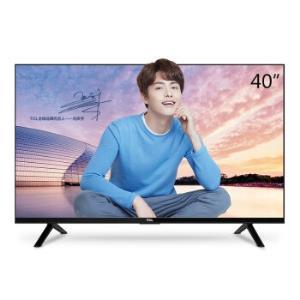 TCLL40F3301B40英寸液晶电视1099元
