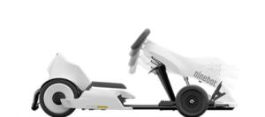 Ninebot 小米九号平衡车卡丁车套装(包含九号平衡车白色版) 4998元
