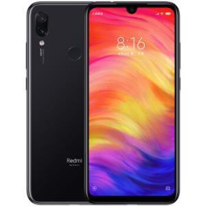 MI小米红米Note7智能手机亮黑色4GB64GB999元包邮