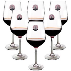 Luminarc 乐美雅 红酒杯 470ml 6只 *5件 249.5元(合49.9元/件)