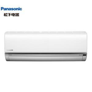 松下大1匹直流变频冷暖壁挂式家用空调挂机SE9KJ1S(象牙白)(KFR-26GW/BpSJ1S)(panasonic) 2648元