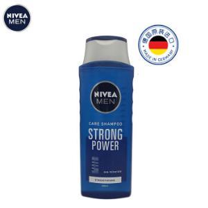 NIVEA妮维雅强韧健发洗发露400ml*3件 54.85元(需用券,合18.28元/件)