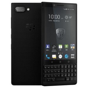 BlackBerry 黑莓 KEY2 智能手机 6GB 64GB 黑色 3399元