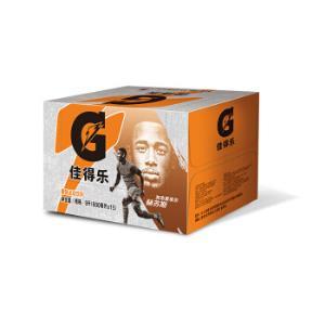 佳得乐GATORADE橙味功能运动饮料600ml*15瓶整箱装百事可乐出品跑步健身新老包装随机发货*3件 133.7元(合44.57元/件)