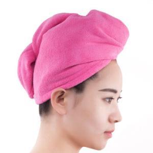 SANLI三利浴帽桃红色9.7元