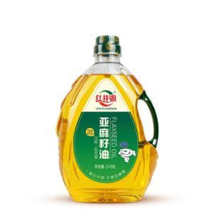 红井源压榨一级亚麻籽油2.456L    69.9元