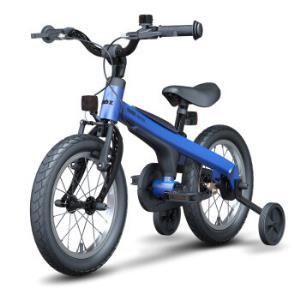 Ninebot九号儿童自行车儿童车男运动款 小孩宝宝男童单车14寸蓝色 *2件1048元(合524元/件)