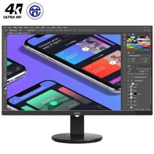 AOCU2790VQ27英寸IPS显示器(4K、99%sRGB) 1569元