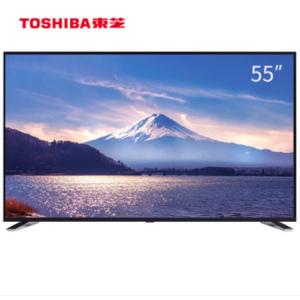 TOSHIBA东芝55U5850C55英寸4K液晶电视2599元