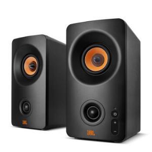 JBLPS3300无线蓝牙2.0音箱电脑多媒体音箱/音响桌面音箱独立高低音炮台式机手机音黑色329元