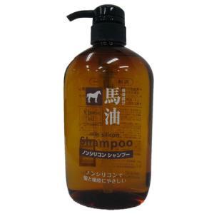 KUMANOYUSHI熊野油脂无硅油马油洗发水600ml*3件 88.5元(合29.5元/件)
