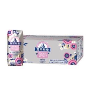 光明莫斯利安常温酸奶(玫瑰花风味)200g*24盒家庭装(新老包装随机发货)*3件 178.79元(合59.6元/件)