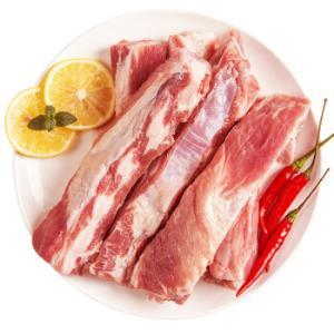 熊氏牧场 加拿大进口猪软骨条 1000g/袋 猪肉 排骨边 软骨 京东自营 *3件 99元(合33元/件)